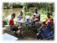 Picnic french bicycle tours